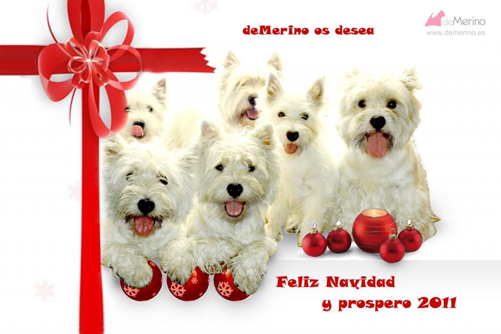 Demerino os desea Feliz Navidad 2010 y próspero año 2011