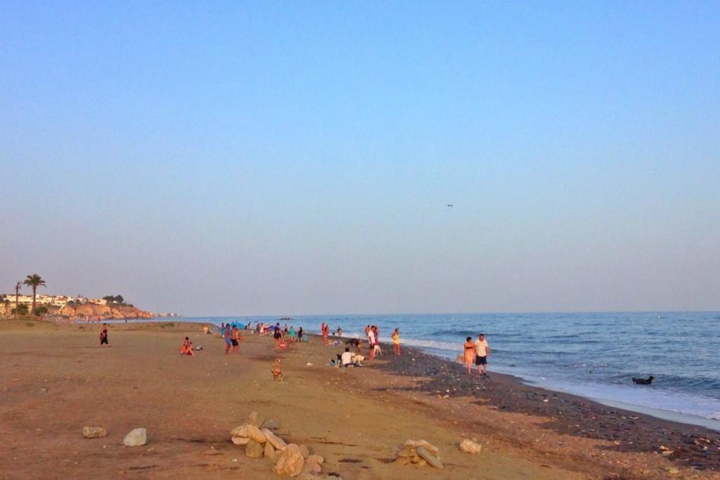 La Cala Del Moral, una nueva playa habilitada para perros